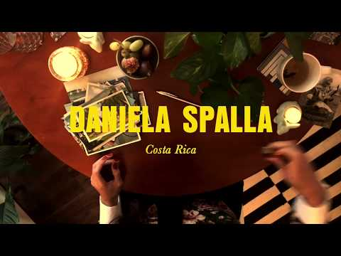 Daniela Spalla - Costa Rica (Lyric Video)
