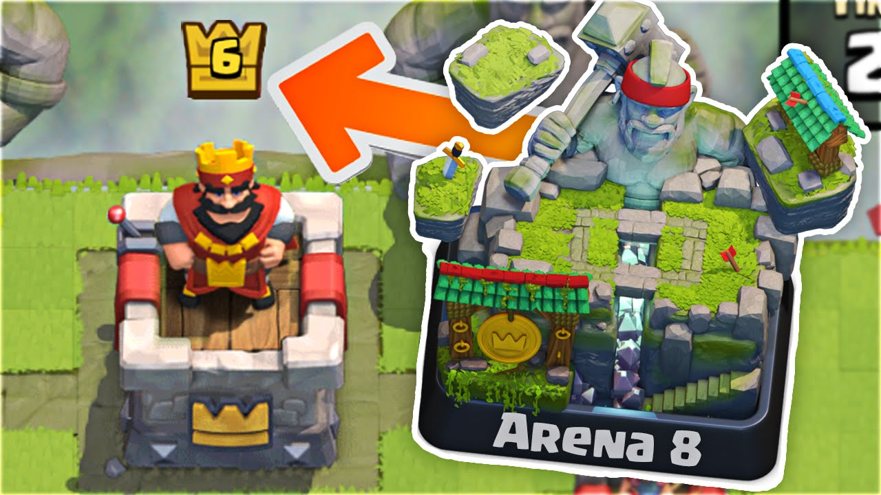 Clash Royale Level 6 In Legendary Arena Quot Unbeatable Low