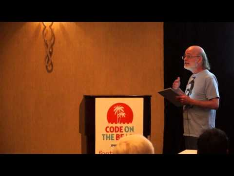 Charles Petzold - Computer of the Tides - Code on the Beach 2014