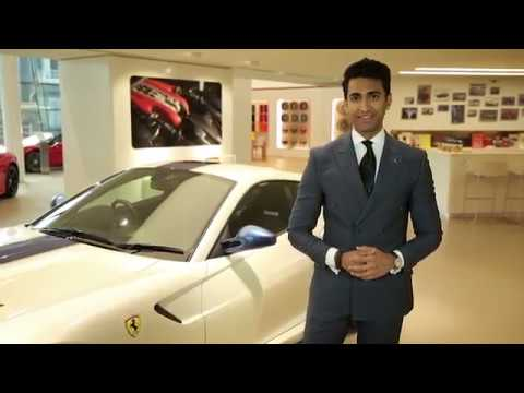 Zagame Ferrari Melbourne Showroom Launch