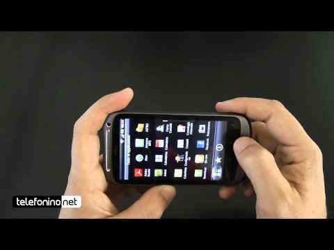 HTC Desire S videoreview da Telefonino.net