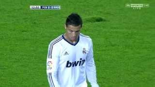 Cristiano Ronaldo Vs FC Barcelona Away (English Commentary) - 12-13 HD 1080i By CrixRonnie