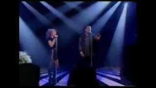 Mariah Carey - Endless Love duet with Luther Vandross in TOTP (Live)