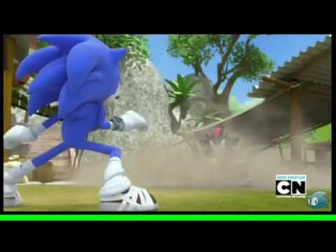 Sonic Boom Take it OFF