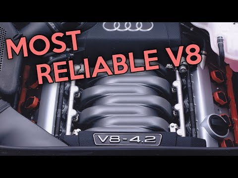 8 Of The Most Reliable V-8 Engines Ever
