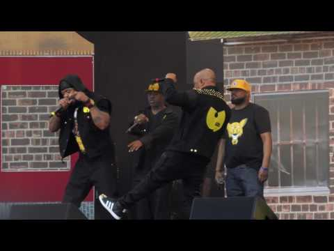 Wu Tang Clan - Gravel Pit - Governors Ball