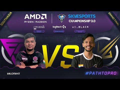 Skyesports - AMD Ryzen Skyesports Championship3.0 | Grand Fi