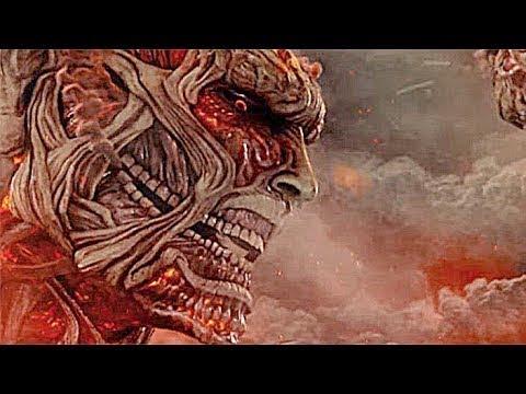 Attack On Titan Game Full Movie All Cutscenes ゲーム『進撃の巨人』
