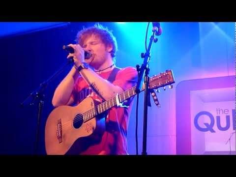 Ed Sheeran - Be My Husband at The Qube Amsterdam
