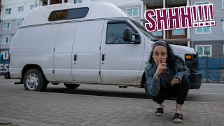 Do I regret n๐t having a stealth van?/ Van life in Canada