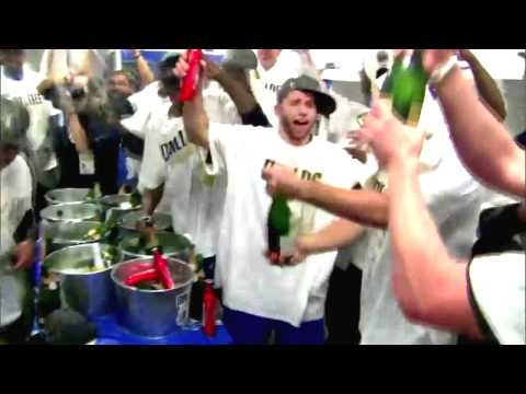 NBA Finals Celebration 2011 - Larry O