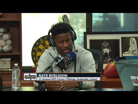 NFL Network's Nate Burleson on The Dan Patrick Show