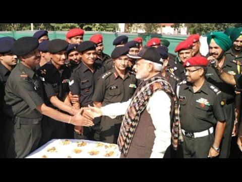 Prime Minister Narendra Modi To Celebrate Diwali With Jawans Again