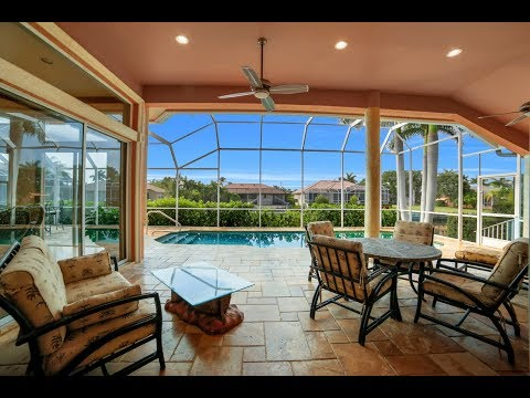 Marco Island Realestate Waterfront Home For Sale Florida -  910 Moon CT 239 529 8994