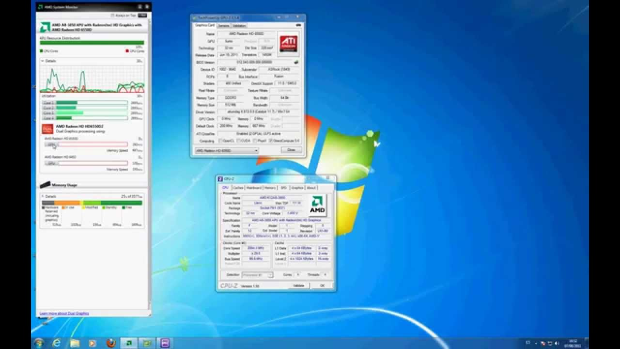 AMD System Monitor Download Driver