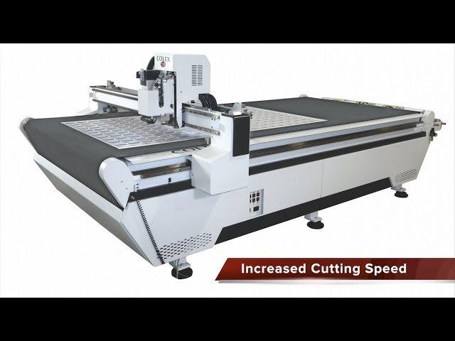 Sharpcut Pro Conveyor Series