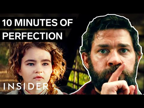 How 'A Quiet Place' Built One Of The Scariest Openings Without Words | 10 Minutes Of Perfection