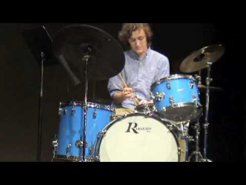 Percussion/Drums in Recital - Brooklyn Music School