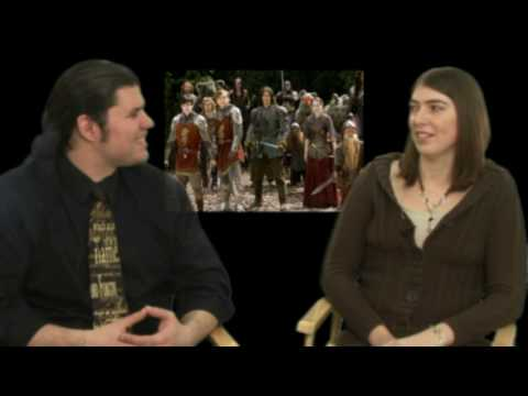 C.S. Lewis' The Chronicles of narnia Prince Caspian Question Entertainment Review movie and Annalissis
