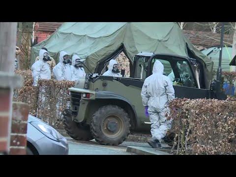 Contamination Found Linked to UK Spy Poisoning