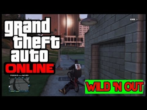GTA Online Wild 'N Out