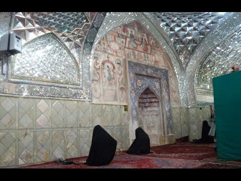 Tabriz - تبریز - Mauzoleum Sayyida Hamze - Seyed Hamzeh Shrine - Iran