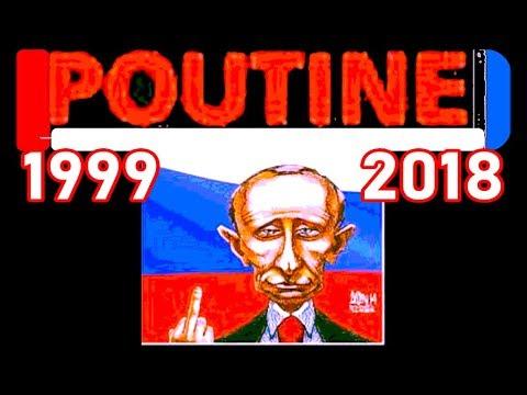 Vladimir POUTINE , Le Président Le Plus Puissant du Monde !