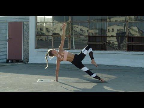 Balance & Focus - Build Upper Body Strength With Yoga Rock Star