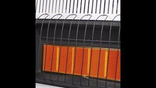Review: RedStone 30,000 btu Propane Heater