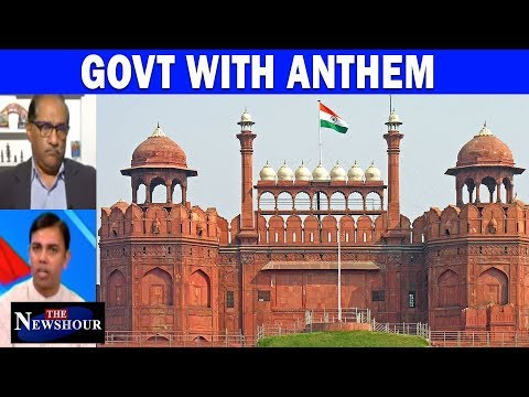National Anthem Debate: Law Minister 'Stands Up' For Anthem, Will Opposition Fall In Line?