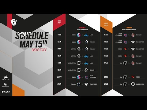SIX INVITATIONAL 2021 – Group stage – Day 5