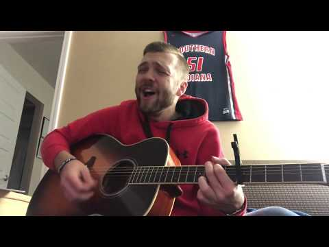 """""""Better Together"""" Luke Combs Acoustic Cover"""