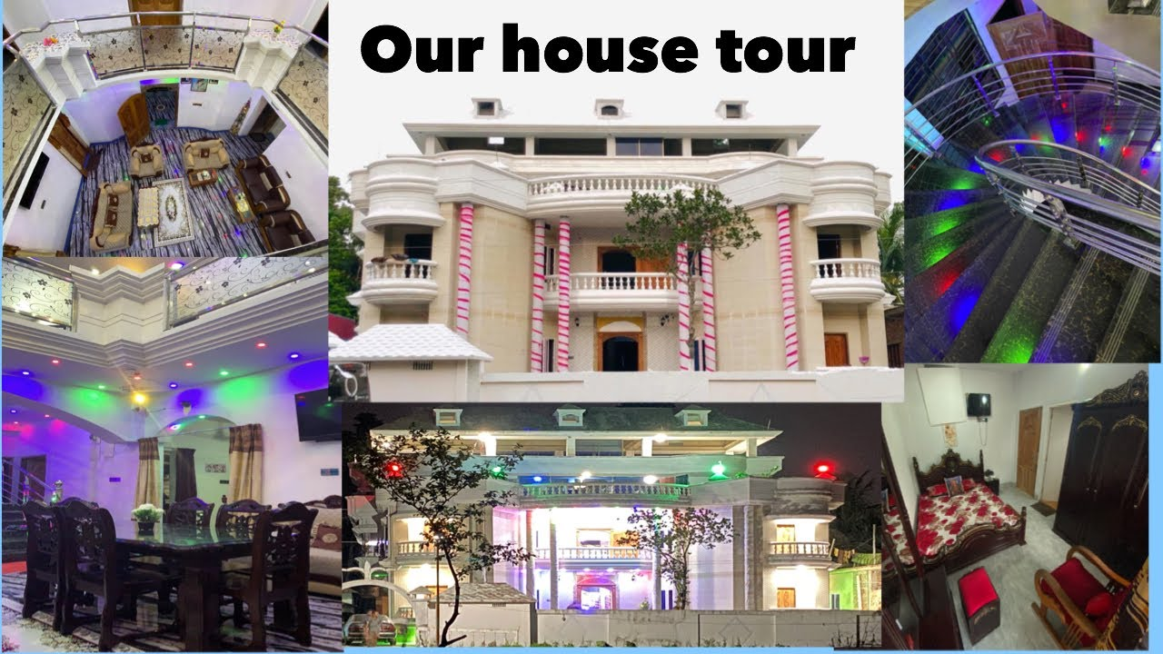Our house in Bangladesh/ house tour Bangladesh/sylheti vlog Bangladeshi blog/ village house