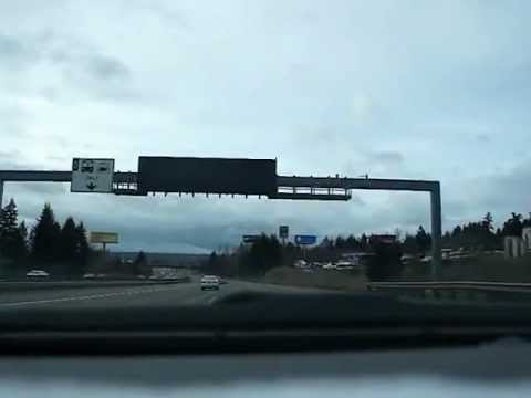 Federal Way (Seattle) to Puyallup, Washington State Mar. '13