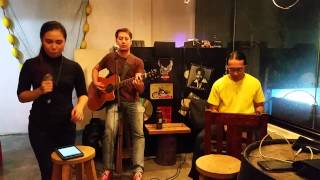 Breakout - Swing Out Sister (Live Acoustic Cover by Serendipity VIII Band) Diane Llanes
