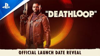 Upcoming PS5 Games | Deathloop - Trailer