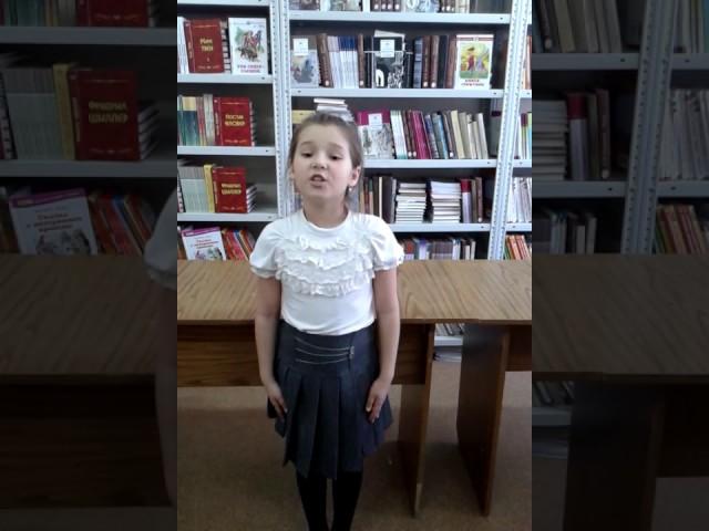 Изображение предпросмотра прочтения – МарияЕгорочкина читает произведение «Летний вечер» Ф.И.Тютчева