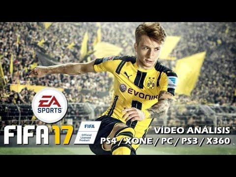 EA Sports FIFA 17 | Análisis español GameProTV