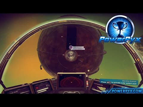 No Man's Sky - How to Get Atlas Pass V1 + Find Space Anomaly