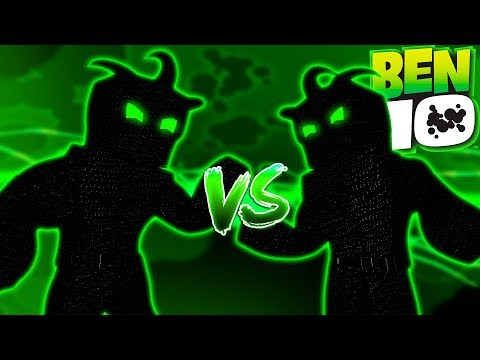 ALIEN X  vs ALIEN X in ROBLOX (Ben 10 Arrival Of Aliens)