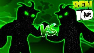 ALIEN X vs ALIEN X in ROBLOX (Ben 10 Arrival Of Aliens)