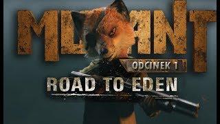 Zagrajmy w Mutant Year Zero: Road to Eden PL #01 Kaczka na sterydach
