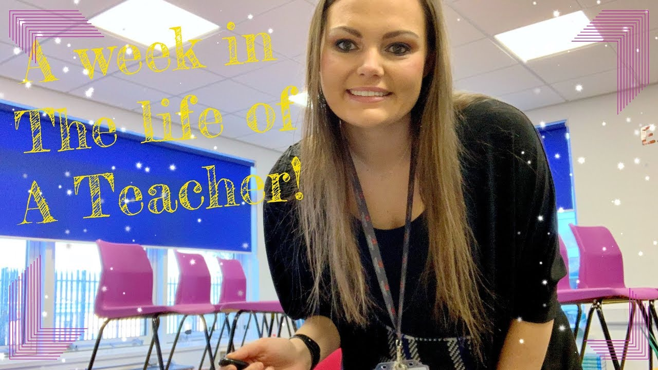 A week in the life of a UK Primary Teacher