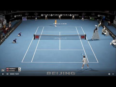 Andy Murray vs Cameron Norrie - Beijing 2019 China Open AO Tennis PS4