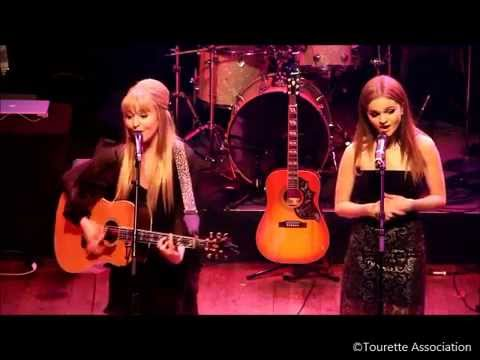 "Justine and Kerris Dorsey Perform a Cover of ""Wake Up /Heart of Glass"" at Hollywood Heals"