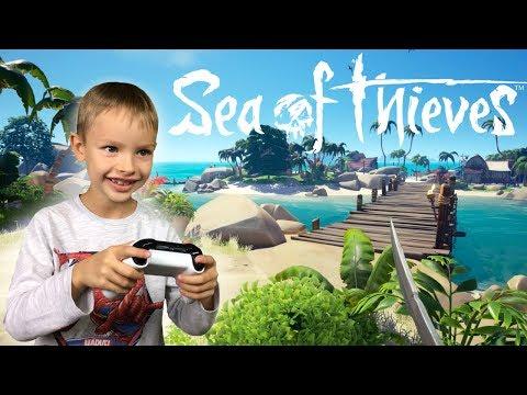 Sea of Thieves - Podróż na opuszczoną wyspę! #5 (Xbox One)