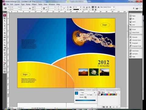 Thiết kế catalog - phần 1
