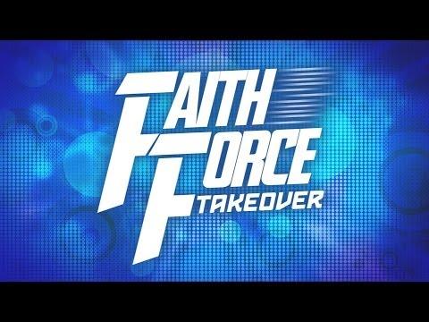 High Praise Today ~ #FaithForceTakeover