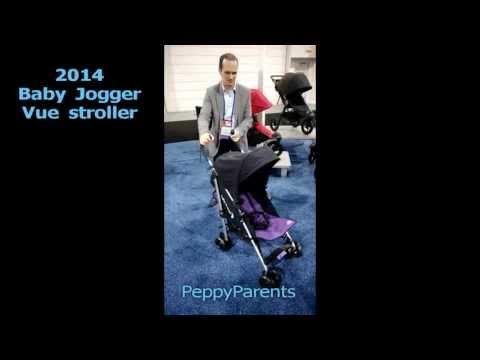 2014 Baby Jogger Vue stroller