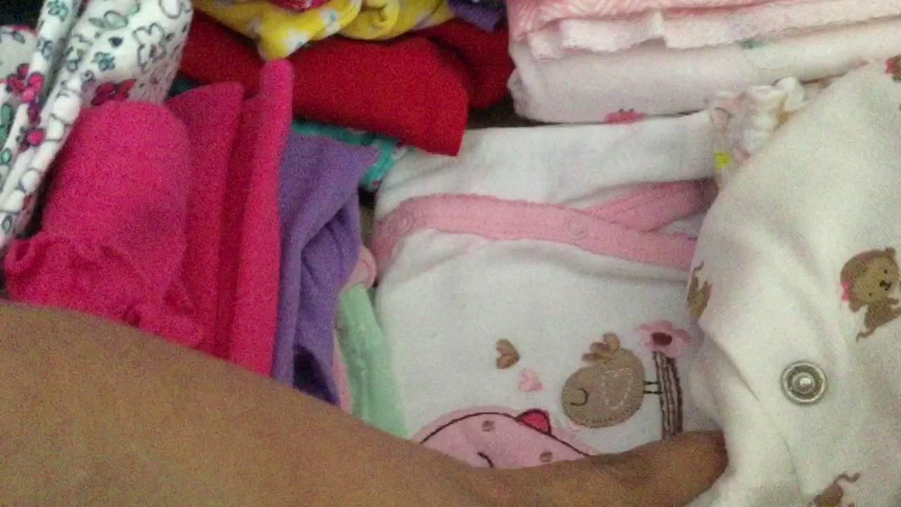 Ropa De Mi Bebe Reborn Maddie Open Closet Ropa Y